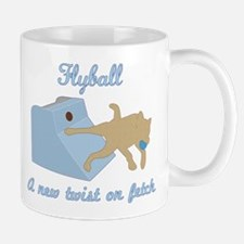 Flyball Twist Mug