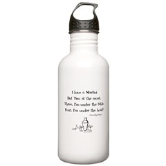 Martini Love! Water Bottle