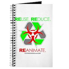 REUSE. REDUCE. REANIMATE. Journal