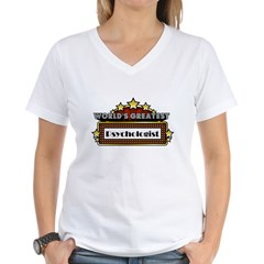 World's Greatest Psychologist Shirt