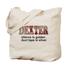Cute Dexter Tote Bag