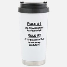 Unique On a boat Travel Mug