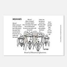 Cute Bob dylan Postcards (Package of 8)