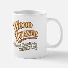 """""""Wood Turner"""" Mug"""