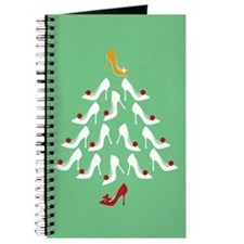 High Heel Shoe Holiday Tree Journal