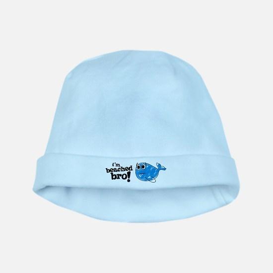 Beached Bro Baby Hat