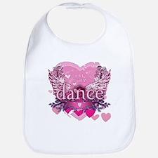 Eat Pray Dance by Danceshirts.com Bib