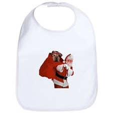 Christmas Dog Bib
