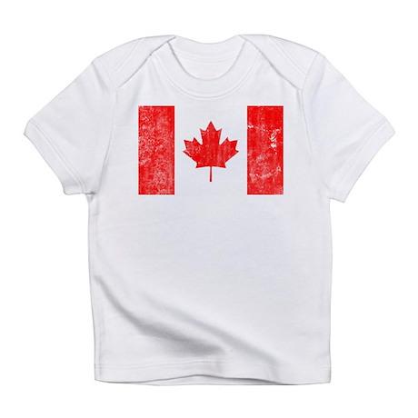 Canadian Flag Infant T-Shirt