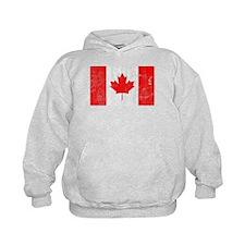 Canadian Flag Hoodie