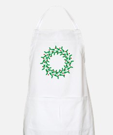 High Heel Shoe Holiday Tree Apron