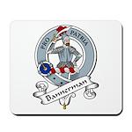 Bannerman Clan Badge Mousepad