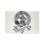 Bannerman Clan Badge Rectangle Magnet (10 pack)