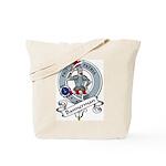 Bannerman Clan Badge Tote Bag