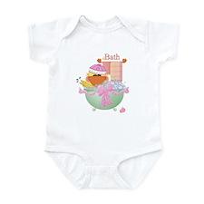Quackers Bathtime Infant Creeper