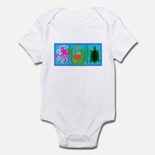 Undersea Adventure Infant Creeper Body Suit