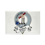 Balfour Clan Badge Rectangle Magnet (10 pack)
