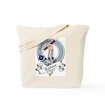 Balfour Clan Badge Tote Bag