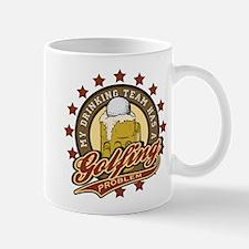 Golf Drinking Team Mug