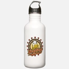 Golf Drinking Team Water Bottle