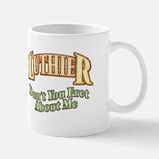 """""""Luthier""""  Mug"""