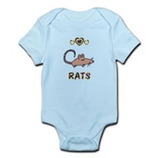 Rat Infant Bodysuit