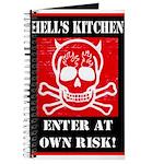 Hell's Kitchen Logo Journal