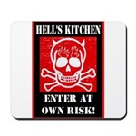 Hell's Kitchen Logo Mousepad
