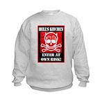 Hell's Kitchen Logo Kids Sweatshirt