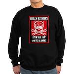 Hell's Kitchen Logo Sweatshirt (dark)
