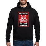 Hell's Kitchen Logo Hoodie (dark)
