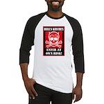 Hell's Kitchen Logo Baseball Jersey