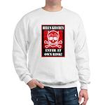 Hell's Kitchen Logo Sweatshirt
