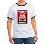Hell's Kitchen Logo Ringer T