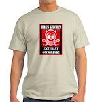 Hell's Kitchen Logo Light T-Shirt