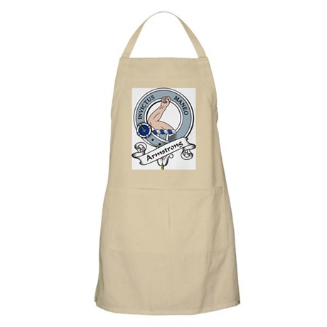 Armstrong Clan Badge BBQ Apron
