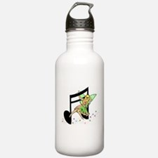 Eighth Notes Water Bottle