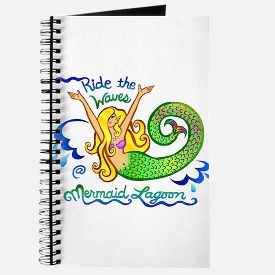 Mermaid Lagoon Journal