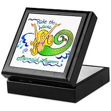 Mermaid Lagoon Keepsake Box
