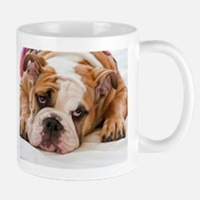 English Bulldog Puppy Small Small Mug