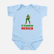 El Capitán Infant Bodysuit