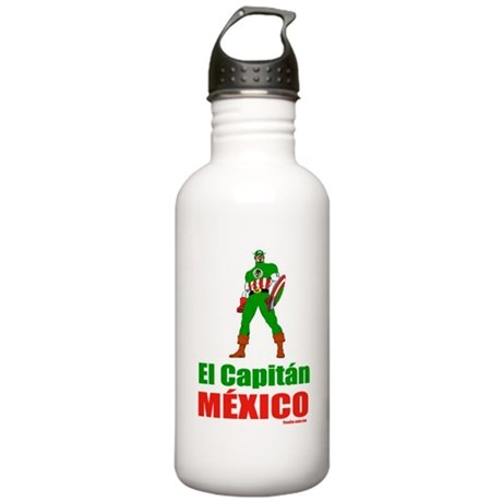 El Capitán Stainless Water Bottle 1.0L