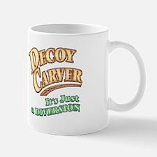 """""""Decoy Carver"""" Mug"""