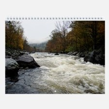 Whitewater Wall Calendar