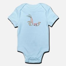 Cute Gardening Infant Bodysuit