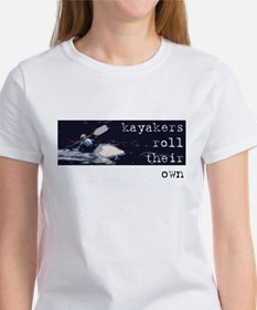 Kayakers Roll Their Own Tee