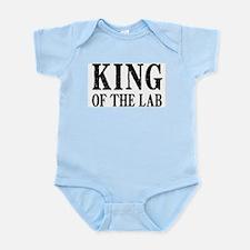 King of the Lab Infant Bodysuit