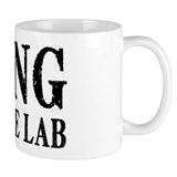 King of the lab Coffee Mugs