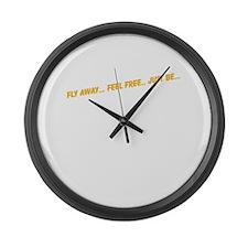 Ani's Large Wall Clock