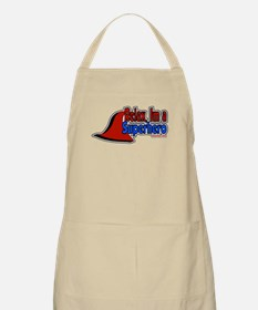 Relax im a hero Apron